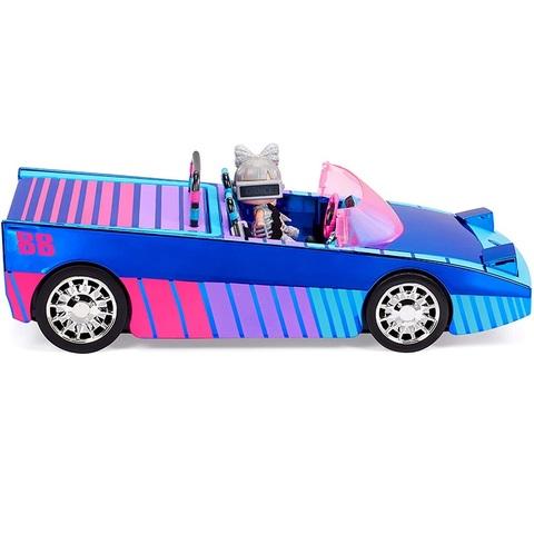 ЛОЛ Машина для Танцев с куколкой Дэнсбот