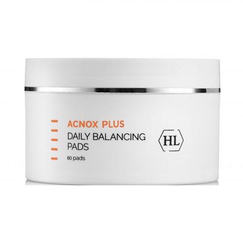 Holy Land Acnox Plus: Очищающие диски для лица с салициловой кислотой (Daily Balancing Pads)