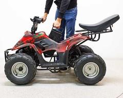 Детский электрический квадроцикл GreenCamel Гоби K70 800W