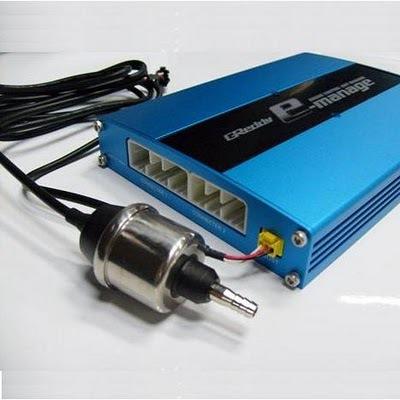 GReddy E-Manage Blue
