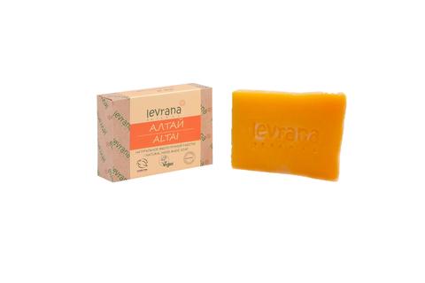 Levrana, Натуральное мыло ручной работы Алтай, 100гр