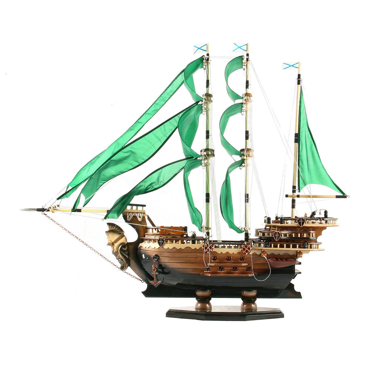 Деревянный корабль Солдат