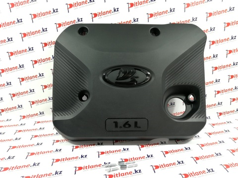 Экран двигателя 1,6л 11189 / 11186 / 21116 8-клап. с крепежом