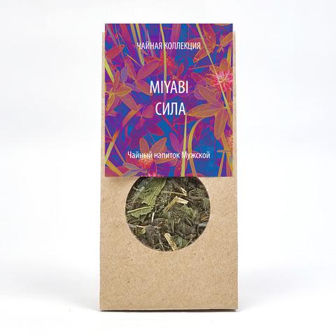 Чайный напиток Miyabi СИЛА