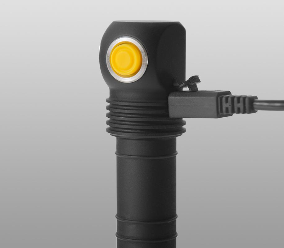 Мультифонарь Armytek Elf C2 Micro-USB (тёплый свет) - фото 7