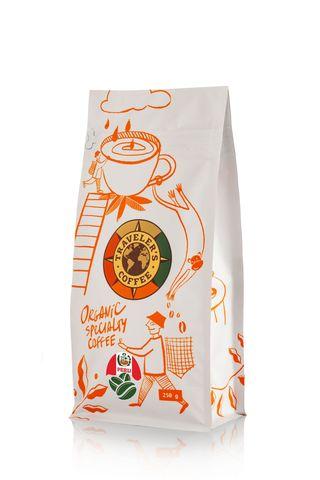Перу ТС Кофе в зернах Арабика (упаковка 250 гр)