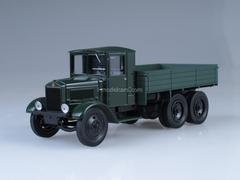 Ya-9 dark green 1:43 Nash Avtoprom