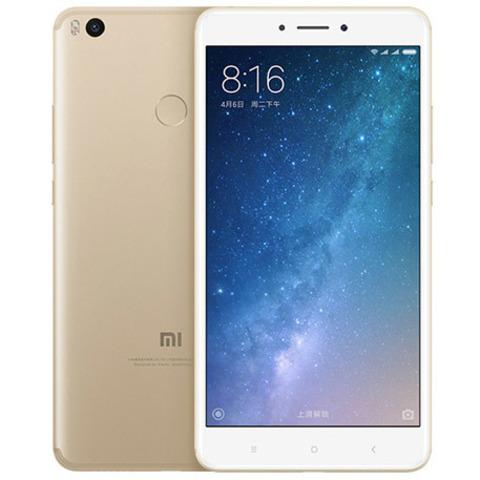 Xiaomi Mi Max 2 4GB/64GB Dual SIM Gold