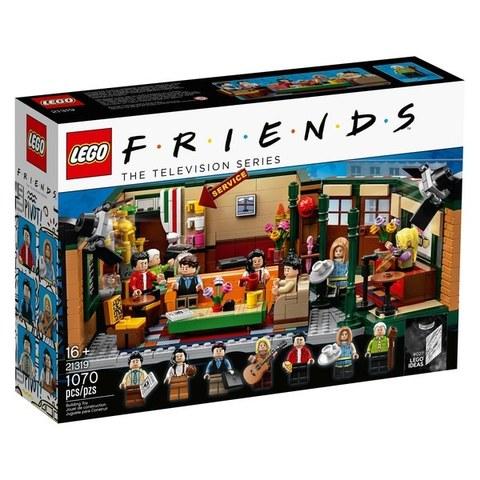LEGO Ideas: Друзья: Центральная кофейня 21319 — Central Perk — Лего Идеи