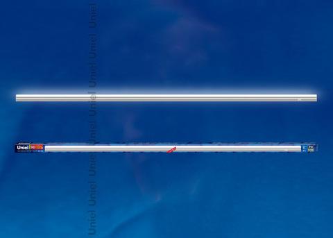 ULI-L02-14W-4200K-SL Линейный светильник LED (аналог Т5), 1100Lm, 4200К, выключатель на корпусе. Цвет корпуса - серебристый