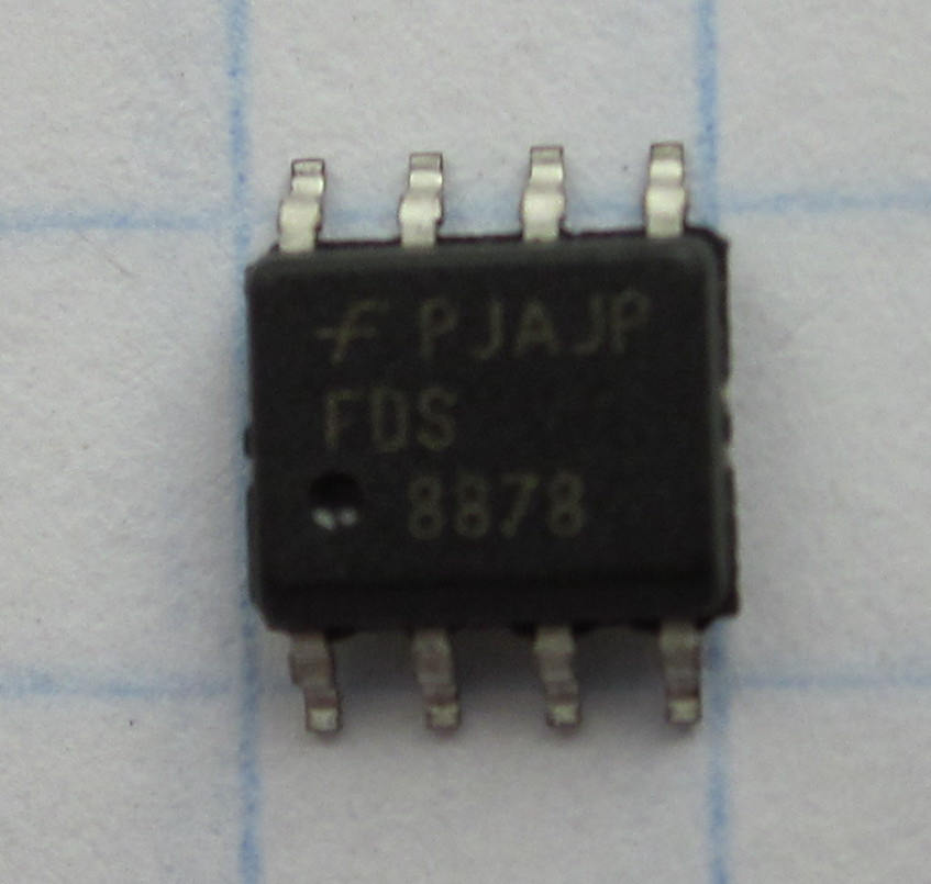 FDS8878 smd