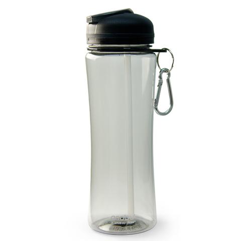 Бутылка спортивная Asobu Triumph (0,72 литра), серая