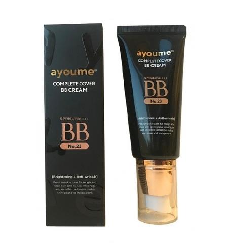 Многофункциональный BB-крем №23 AYOUME Complete Cover BB Cream SPF50+ PA++++