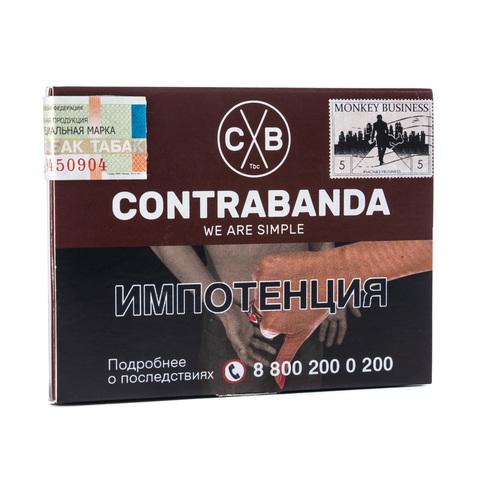 Табак CONTRABANDA Карамельный Попкорн 40 г