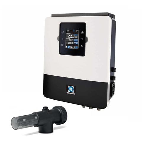 Станция контроля качества воды Hayward Aquarite Plus (200 м3, 33 г/ч) + Ph / 21460