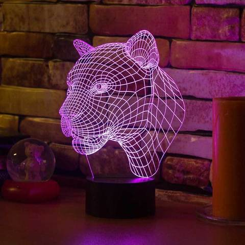 Лампа Пума