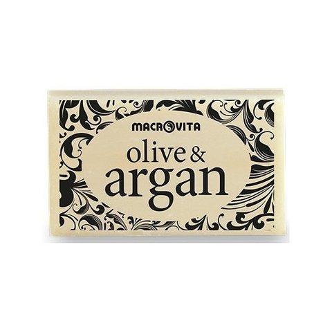 Оливковое мыло с маслом Арганы, 50 мл