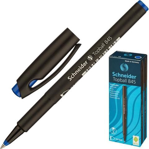 Роллер Schneider Topball 845/3 синий (толщина линии 0.3 мм)