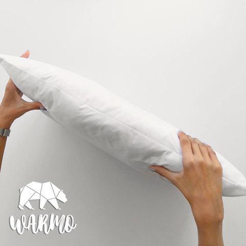 Зображення товару Комлект Ковдра + Товста подушка в дитяче ліжечко (Італійський батист + Штучний лебединий пух/Мікроволокно)