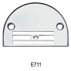 Фото: Пластина игольная Е711 Siruba L818