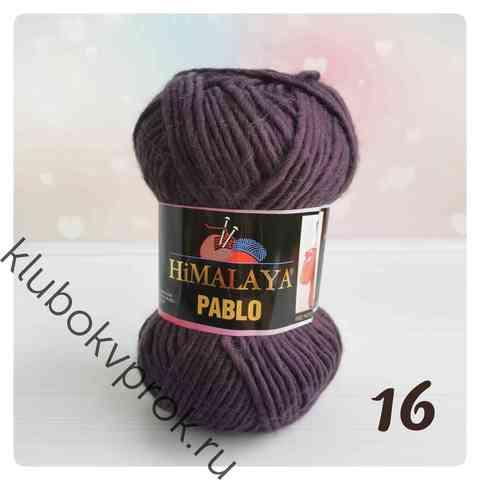 HIMALAYA PABLO 12316, Фиолетовый
