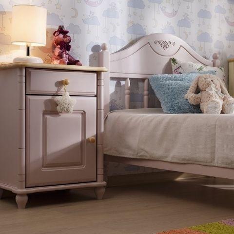 Кровать из массива Айно 3