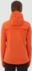 Женская беговая непромокаемая куртка Gri Джеди 3.0 оранжевая