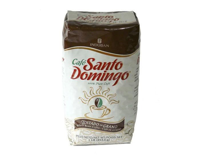 купить Кофе в зернах Santo Domingo, 453 г