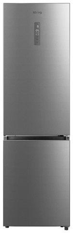 Холодильник Korting KNFC 62029 X