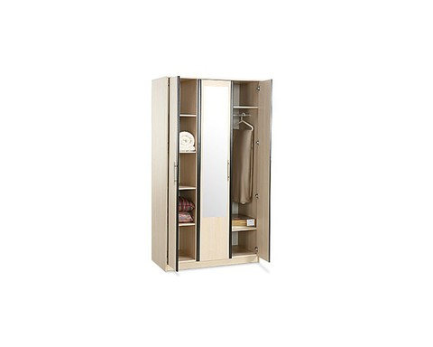Шкаф 3-х дверный с зеркалом СТЛ.105.03