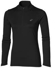 Рубашка беговая Asics Ess Winter 1/2 Zip женская
