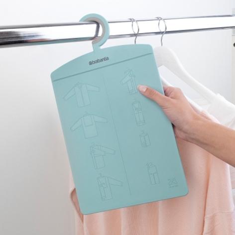 Доска для складывания одежды, Мятный, арт. 105722 - фото 1