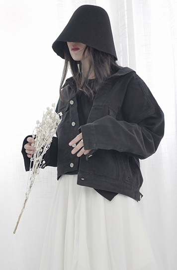 Джинсовая куртка «ISOXO»