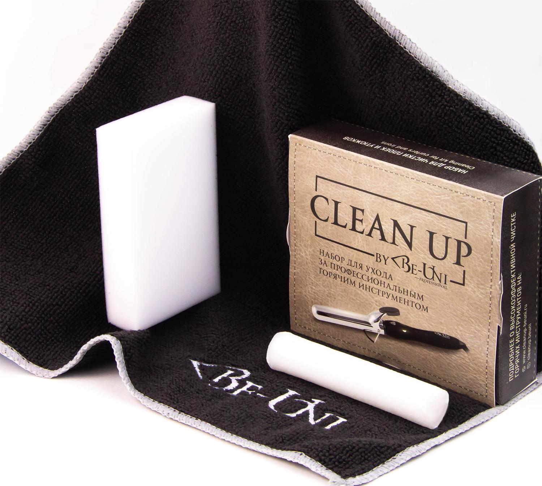 Набор для чистки плоек и утюжков
