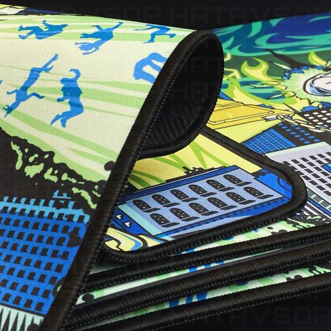 ILMNT build mat by HATA V.S.O.P.