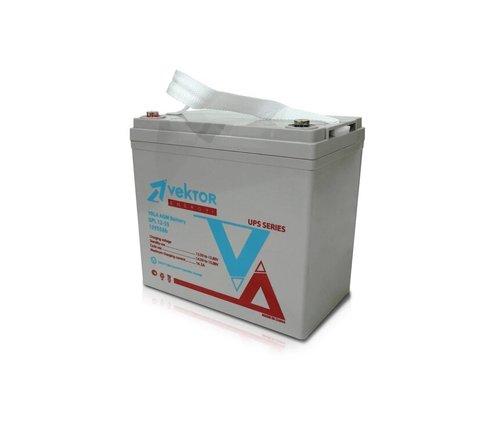 Аккумулятор VEKTOR ENERGY GP 12-55