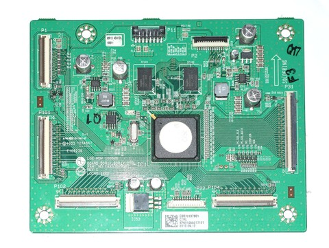 EAX63029001 EBR70137601 ctrl-logıc board телевизора LG