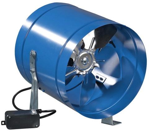 Вентилятор Канальный Осевой Вентс ВКОМ 200