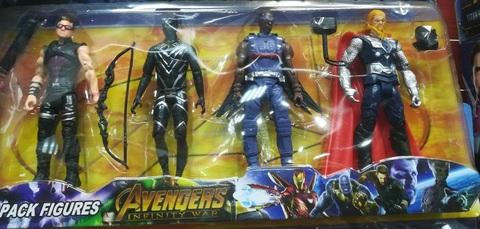 Набор из четырёх Мстителей №2