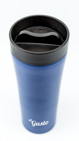 Термокружка El Gusto Simple (0,47 литра), синяя
