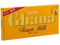 Шоколад ГАНА топленное молоко, Lotte, 50 гр.
