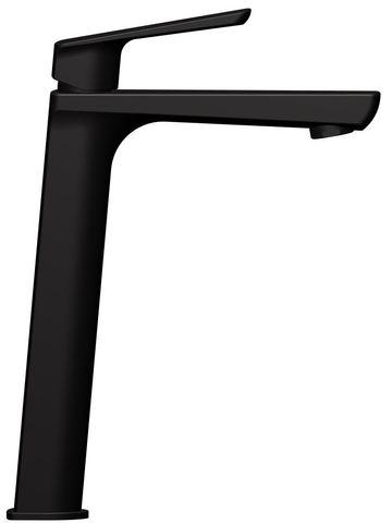 Смеситель для умывальника TOPAZ LEXI TL 21203-H57-BL черный