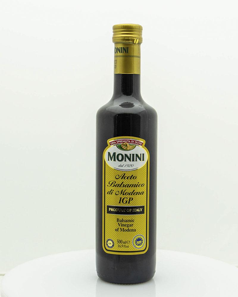 Уксус винный Monini бальзамический 0,5 л.