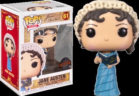 Фигурка Funko Pop! Icons - Jane Austen (Excl. to Books-A-Million)