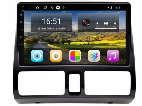 Магнитола Honda CR-V (01-06) Android 11 2/16GB IPS модель CB-3307T3L