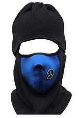 Балаклава, маска (модель №10) синяя