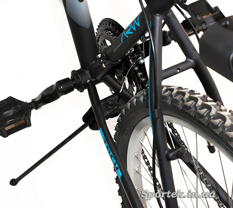 Подножка горного универсального велосипеда Discovery Trek 2016 (Дискавери Трек)
