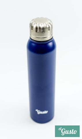 Термобутылка El Gusto Largo (0,5 литра), синяя