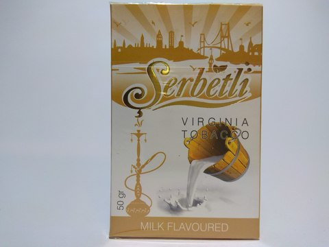 Табак для кальяна SERBETLI Milk 50gr