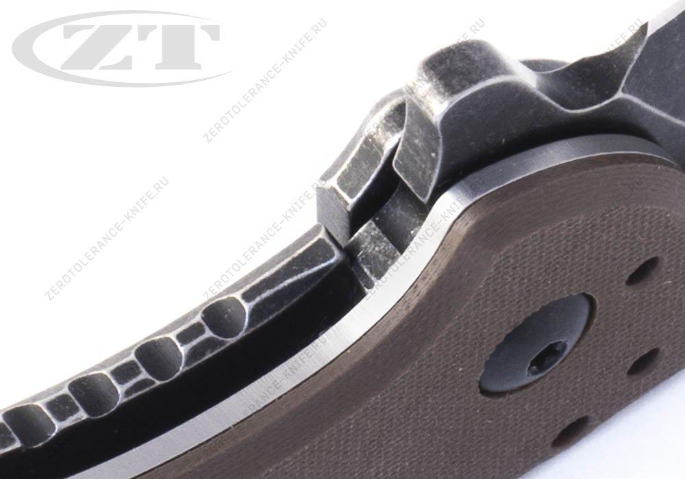 Нож Zero Tolerance 0566FDEBW - фотография